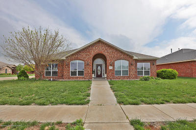 Amarillo Single Family Home For Sale: 4101 Knoll Dr
