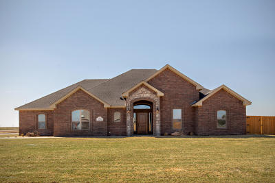 Bushland Single Family Home For Sale: 18901 Bradley Ln