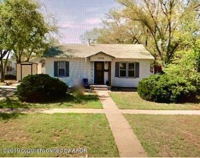 Canyon Single Family Home For Sale: 1004 6th Ave