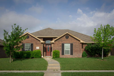 Amarillo Single Family Home For Sale: 8302 Little Rock Dr