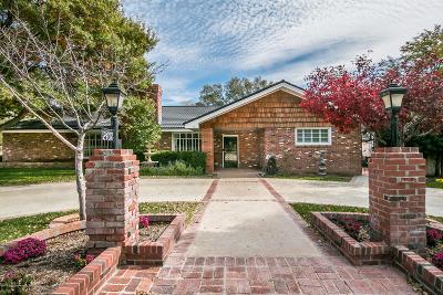 Amarillo Single Family Home For Sale: 2407 Teckla Blvd