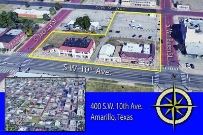 Amarillo Commercial For Sale: 400 10th Ave