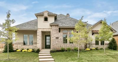 Amarillo Single Family Home For Sale: 6807 Baccus Dr
