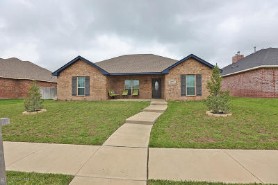 Amarillo Single Family Home For Sale: 8104 Knoxville Dr