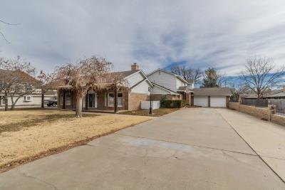 Amarillo Single Family Home For Sale: 4105 Virginia S St