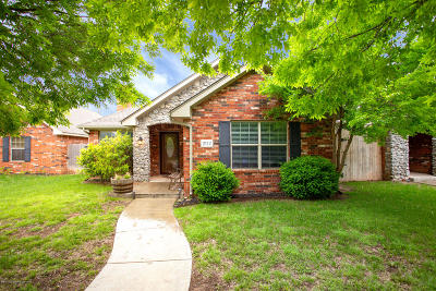 Amarillo Single Family Home For Sale: 2112 41st Ave