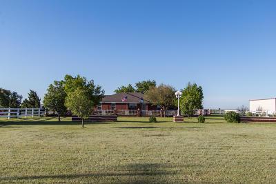 Amarillo Single Family Home For Sale: 17500 Fm2575