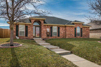Amarillo Single Family Home For Sale: 1411 Stardust Ln