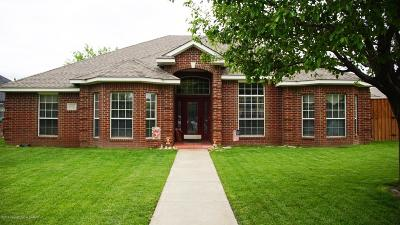 Randall County Single Family Home For Sale: 6605 Rally Rd