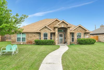 Amarillo Single Family Home For Sale: 2503 Ashley Lane