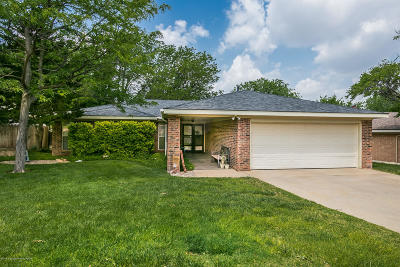 Canyon Single Family Home For Sale: 3 Greenwood Ln