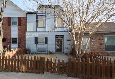 Amarillo Condo/Townhouse For Sale: 4319 Alicia Dr
