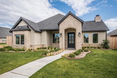 Amarillo Single Family Home For Sale: 6833 Marika Cir