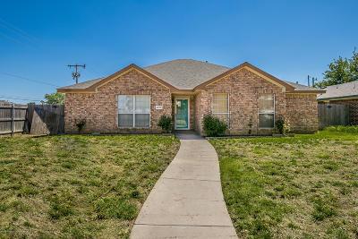 Amarillo Single Family Home For Sale: 4201 Rhine Ave