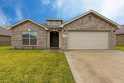Amarillo Single Family Home For Sale: 9411 Cagle Dr
