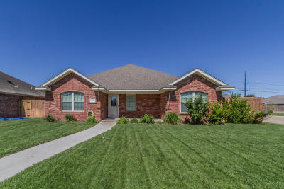 Amarillo Single Family Home For Sale: 5900 Milam St