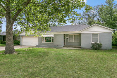 Amarillo Single Family Home For Sale: 3515 Rusk St