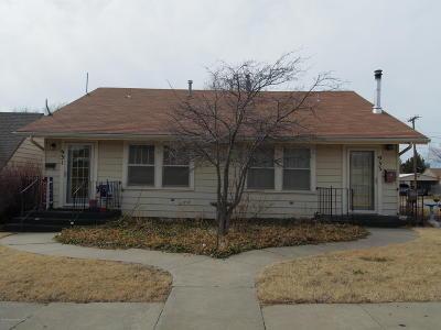 Multi Family Home For Sale: 933 Mary-Ellen St
