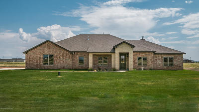 Amarillo Single Family Home For Sale: 5760 Luke Trl