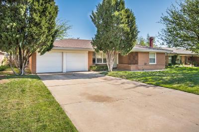 Amarillo Single Family Home For Sale: 5508 Alvarado Rd
