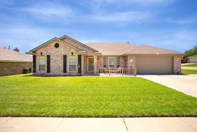Amarillo Single Family Home For Sale: 4215 Rincon Ave