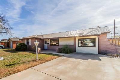 Amarillo Single Family Home For Sale: 4309 Summit Cir