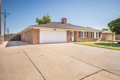 Amarillo Single Family Home For Sale: 5634 43rd Ave