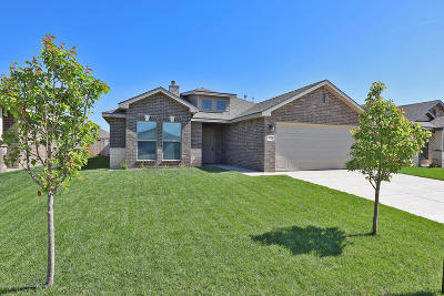 Amarillo Single Family Home For Sale: 9700 Rockwood Dr
