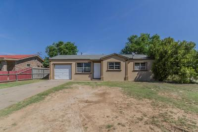 Amarillo Single Family Home For Sale: 3807 NE 26th