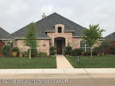 Amarillo Single Family Home For Sale: 217 Banks Dr