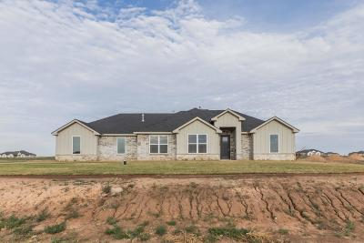Amarillo Single Family Home For Sale: 9150 Cypress Bend Dr