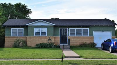 Amarillo Single Family Home For Sale: 4009 26th St.