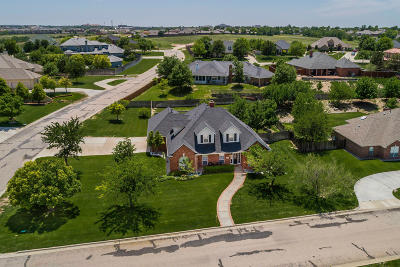 Single Family Home For Sale: 6101 Blue Sage Cir