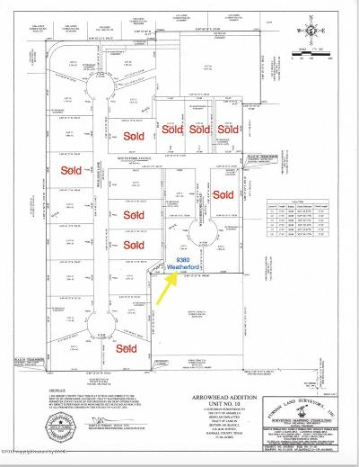 Residential Lots & Land For Sale: 9380 Weatherford Rd