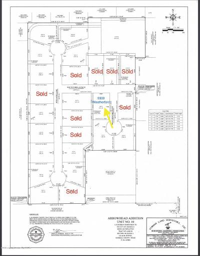 Residential Lots & Land For Sale: 9300 Weatherford Road