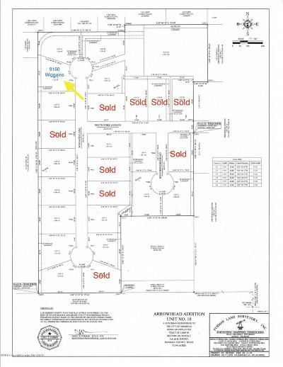 Residential Lots & Land For Sale: 9160 Wiggains Ln