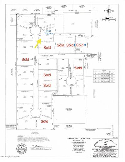 Residential Lots & Land For Sale: 9161 Wiggains Ln