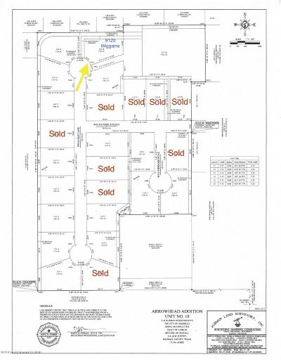 Residential Lots & Land For Sale: 9120 Wiggains Ln