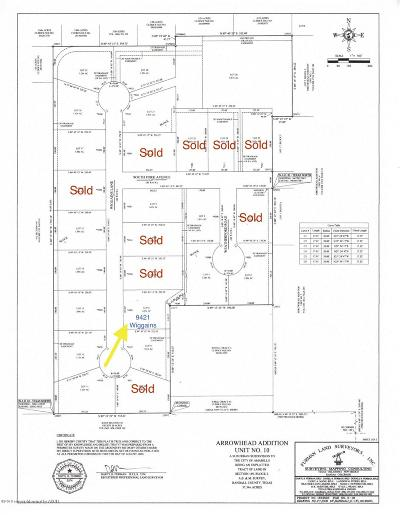 Residential Lots & Land For Sale: 9421 Wiggains Ln