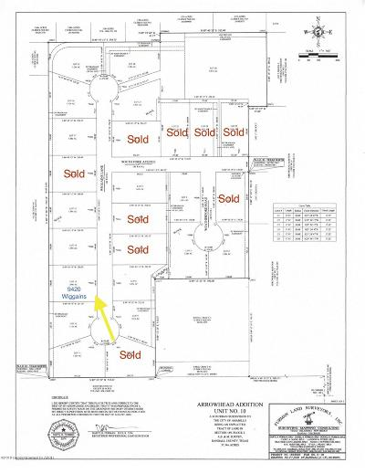 Residential Lots & Land For Sale: 9420 Wiggains Ln