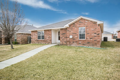 Amarillo Single Family Home For Sale: 4806 McKinley Ln
