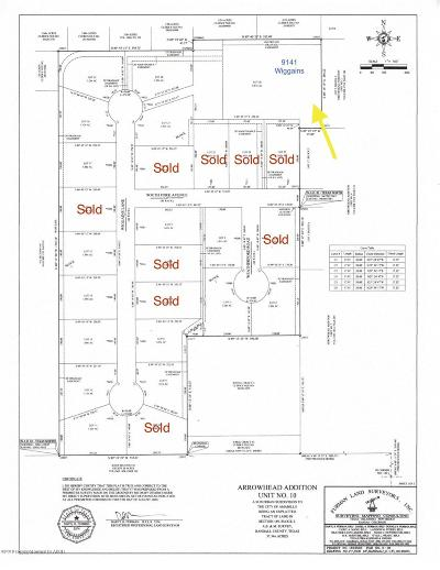 Residential Lots & Land For Sale: 9141 Wiggains Ln