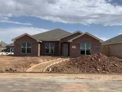 Amarillo Single Family Home For Sale: 9407 Westin Dr