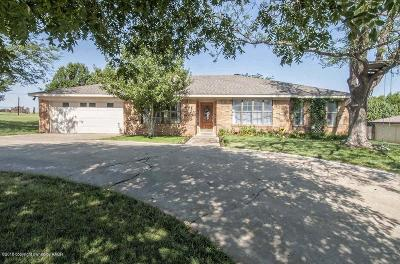 Amarillo Single Family Home For Sale: 2201 Woodbury Pl