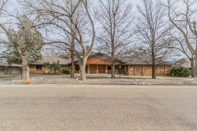 Amarillo Single Family Home For Sale: 6801 Green Haven Rd