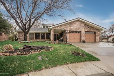 Amarillo Single Family Home For Sale: 22 Hogan Dr