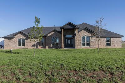 Amarillo Single Family Home For Sale: 8350 Matilda Lane