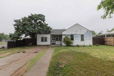 Potter County Single Family Home For Sale: 3501 15th Ave