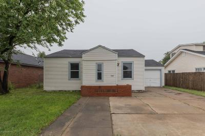 Potter County Single Family Home For Sale: 715 Roberts St