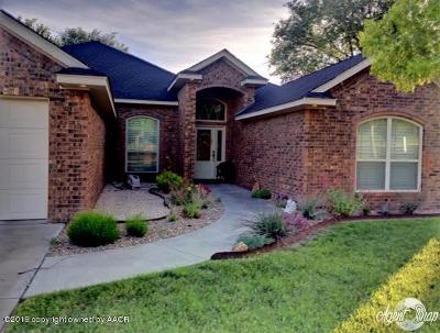 Canyon Single Family Home For Sale: 2 Jynteewood Cir